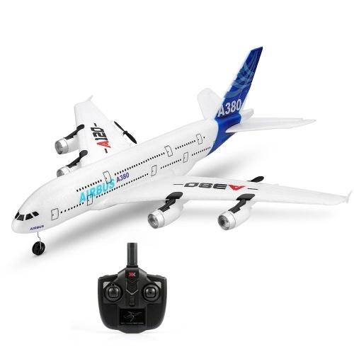 Wltoys XK A120 Airbus A380 Modellflugzeug
