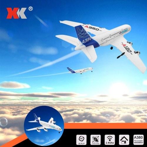 Wltoys XK A120 Airbus A380 Model Plane