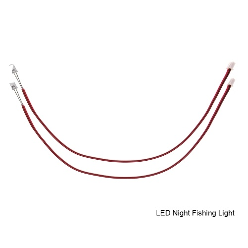 Conjunto de Luz LED para Flytec 2011-5 1.5kg Loading Remote Control isca de pesca barco