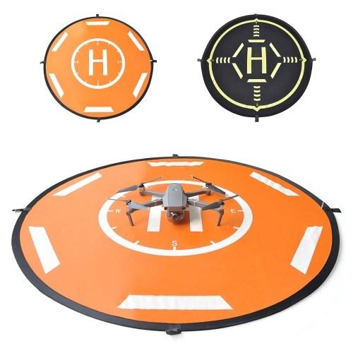 Переносные складные посадочные площадки 110 см для дрона Mavic Mini Spark Hubsan FIMI Drone