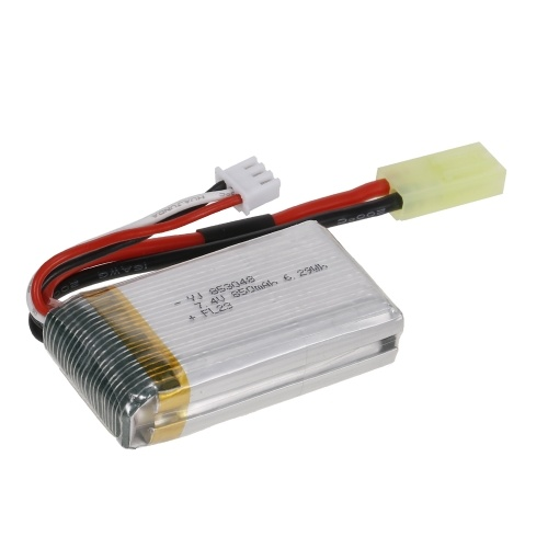 7.4V 850mAh Li-ion Replacement Battery for RC Off-road Car RC Boat RC Helicopter RC Airplane