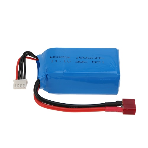 11.1V 1500mAh 30C 3S T Wtyk Akumulator Li-Po do QAV250 H250 200 240 260 280 F330 RC Quadcopter