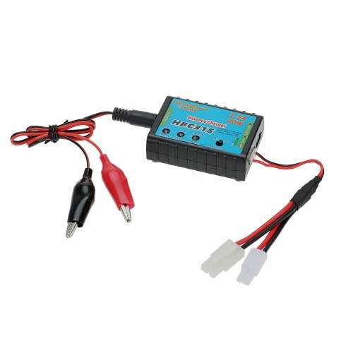 HBC315 20W Mini Balance Charger for 2-3S LiPo Battery