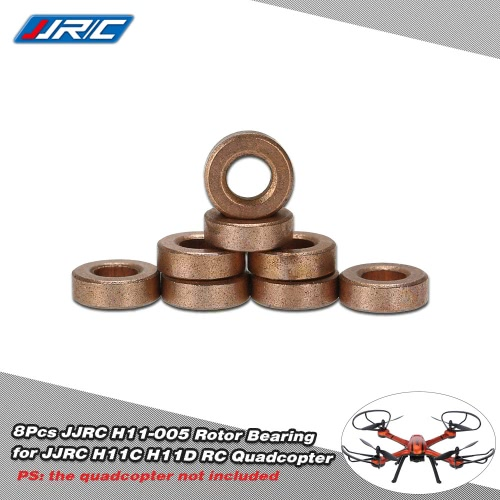 8Pcs Original JJRC H11-005 Rotor Bearing for JJRC H11C H11D RC Quadcopter