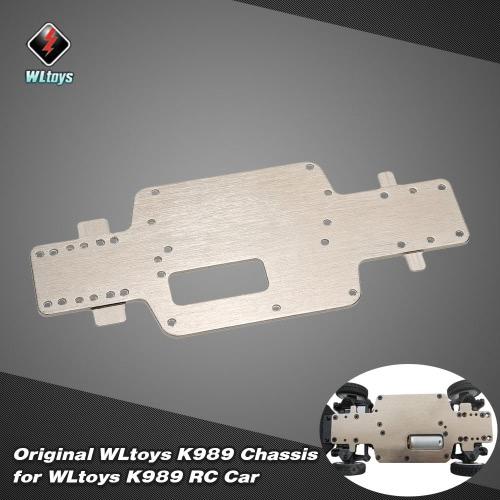 Oryginalny WLtoys K989-01 Podwozia WLtoys K969 K979 K989 K999 1/28 Scale RC Car