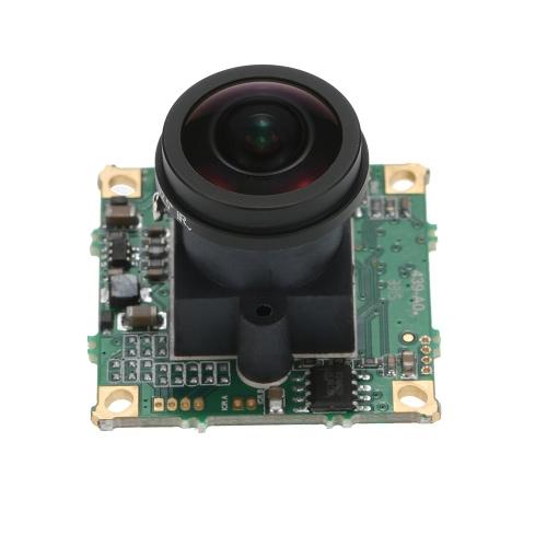 360° Fischauge 5MP FPV Kamera 1,7 mm Objektiv PAL Format für QAV250 FPV Luftbildfotografie