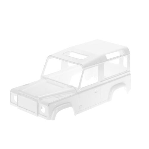 D90 Kit de bricolage de carrosserie de carrosserie en plastique dur pour 1/10 D90 Rock Crawler RC Car