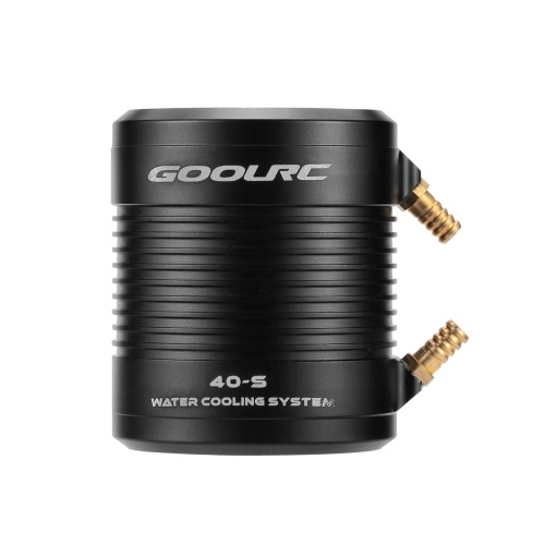 Oryginalna aluminiowa aluminiowa kaseta GoolRC 40-S dla 4074 4082 RC bezszczotkowy
