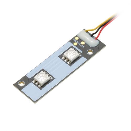 オリジナルDJIファントムDJIファントム3(プロ/前売)RCクワッドローターのための3スペアパーツNO.102 LED