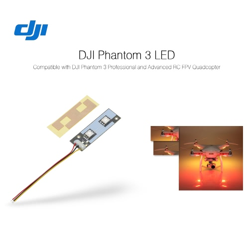 DJI Phantom 3 Spare Part NO.102 LED for DJI Phantom 3 (Pro/Adv) RC Quadcopter