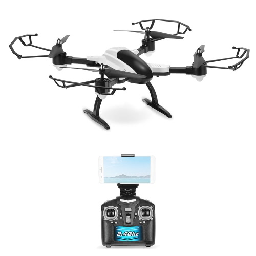 Original SY X33-1 2.4G 4CH 6-Axis Gyro Foldable Drone avec 3D Eversion Auto Return Stunt RC Quadcopter Drone RTF