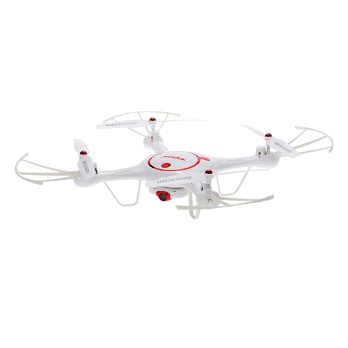 Syma X5UC RC Drone RTF Quadcopter with 2.0MP HD Camera Headless Mode and Barometer Set Height Function