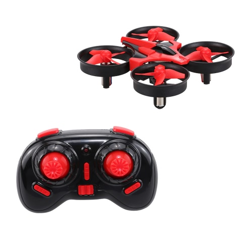NIHUI NH-010 Wifi FPV 2.4G 4CH 6-Axis Gyro 0.3MP Câmera RC Quadcopter Anti-Crush Drone