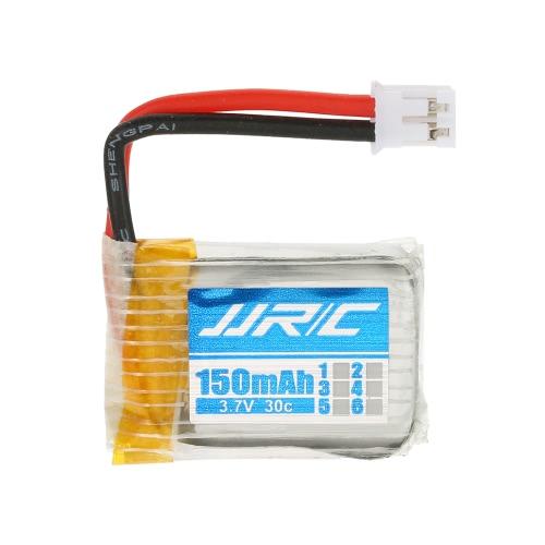 Batteries Lipo JJRC 3.7V 150mAh 30C originales avec chargeur de batterie 5 en 1 pour JJRC H36 RC Quadcopter