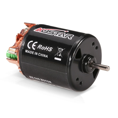 AUSTAR 540 55T Brushed Motor for 1/10 Axial SCX10 RC4WD D90 Crawler Climbing RC Car