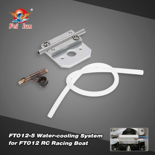 Feilun FT012-5 Water-cooling System Boat Spare Part Kits for Feilun FT012 2.4G Brushless RC Boat