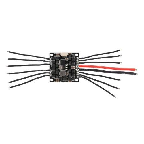 Favorito LittleBee Spring BLHELI_S Dshot 20A 4in1 2-4S sem escova ESC com 5V 12V BEC para QAV250 F330 FPV Racing Drone