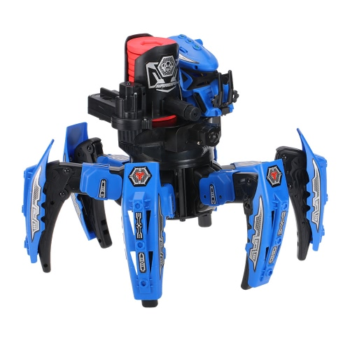 KEYE Toys 9005-1 2.4G Remote Control Space Warrior DIY Assembly Battle Robot RC Toy от Tomtop.com INT