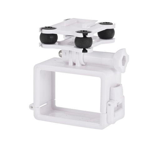 Amortisseur Anti-vibrations Montant de l'appareil photo Gimbal PTZ pour X16 CG035 Syma X8 RC Quadcopter Drone
