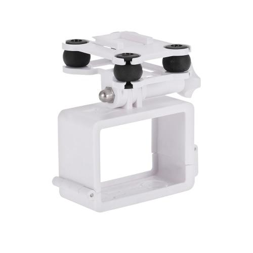 ショックアブソーバ防振カメラマウントジンバルPTZ for X16 CG035シマX8 RCクアドコプタードローン