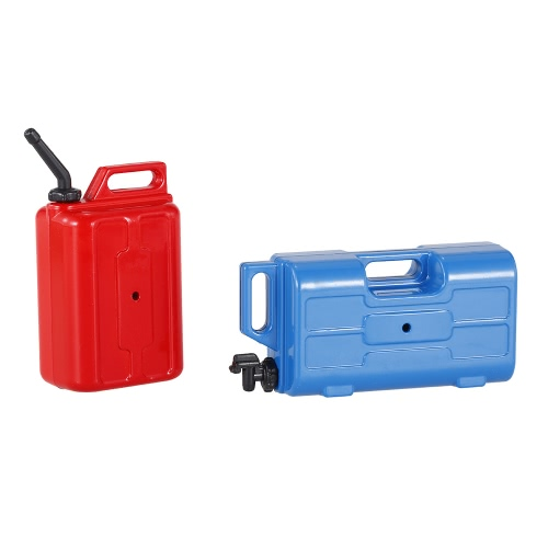 Austar AX-20008A RC Decoration Tools Fuel Tank for 1/10 Traxxas HSP Redcat TAMIYA CC01 SCX10 D90 RC Rock Crawler