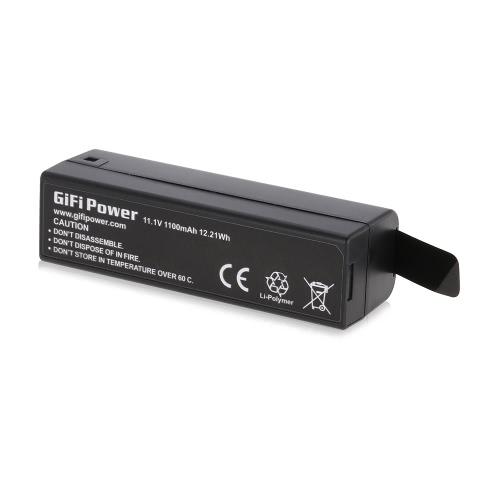 GIFI Power 11.1V 1100mAh Batteria intelligente per DJI Osmo Handheld 4K Gimbal