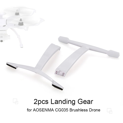 2pcs Landing Gear for AOSENMA CG035 Brushless Double GPS FPV Drone RC Quadcopter