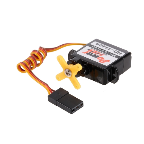 Power HD HD-1440A Analog Micro Servo para Mini EPP Airplane RC Aircraft