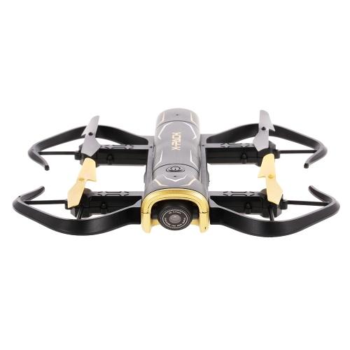 Attack XT-5 720P Camera pieghevole Wifi FPV Gravity Sense Altitude Hold senza testa RC Quadcopter Drone