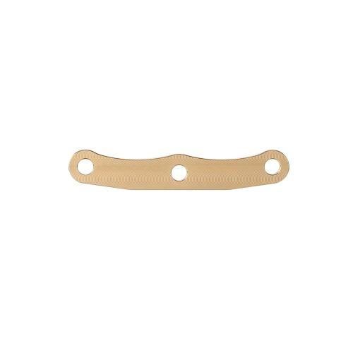 SLA005 Bracelet avant en alliage d'aluminium pour 1/10 TRAXXAS SLASH 4x4 RC Car