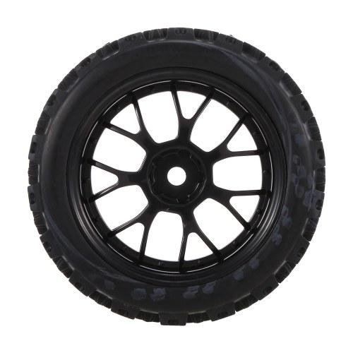 4PCS 1/10 RC On-road Tire Star Tread patrón para 1/10 HSP Redcat Traxxas Tamiya HPI RC Buggy