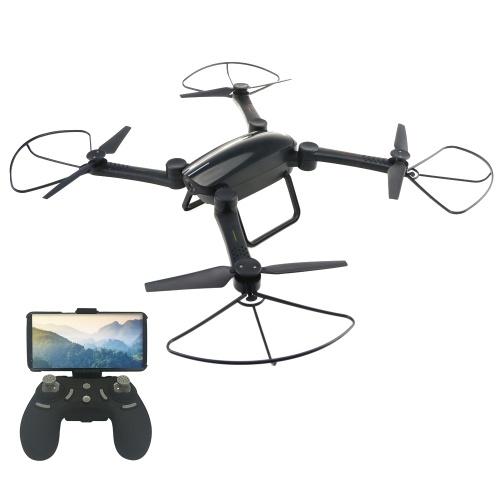 JIE-STAR X9TW Foldable 480P Camera Wifi FPV Drone