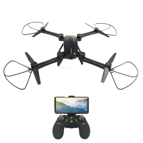 JIE-STAR X9TW Telecamera pieghevole 480P Wifi FPV Drone Altitude Hold RC Training Quadcopter