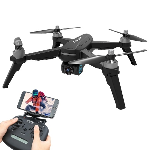 JJPRO X5 EPIK 1080P 5G Wifi FPV Camera GPS Positioning Follow Me Altitude Hold RC Drone Brushless Quadcopter