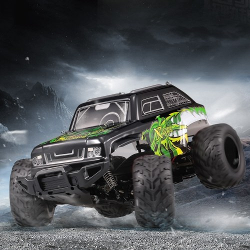 8813 1/12 2.4G 4WD Full-Scale High Speed 35Km / h RC Car
