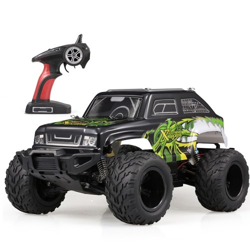 8813 1/12 2.4G 4WD Full-Scale High Speed 35Km/h RC Rock Crawler Off-road Monster Climbing Car Kids Toy for Boys