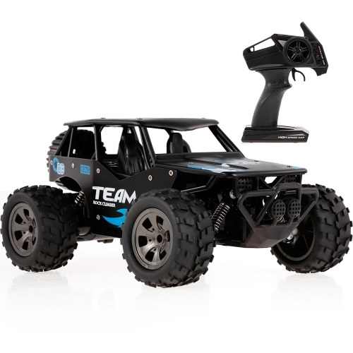 KY-1888A 2.4GHz 1/18 2WD Big Wheel RC Car Off-Road King