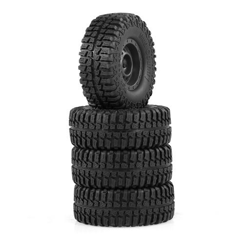 4pcs AUSTAR 100mm 1.9 pulgadas llanta neumático neumático de goma