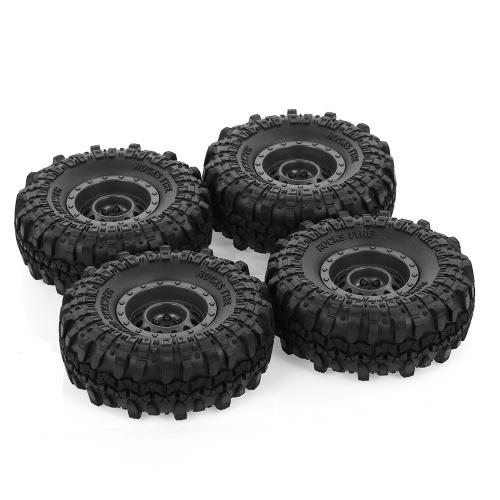 4pcs AUSTAR 110 mm 1,9 pulgadas llanta neumático neumático neumático rueda