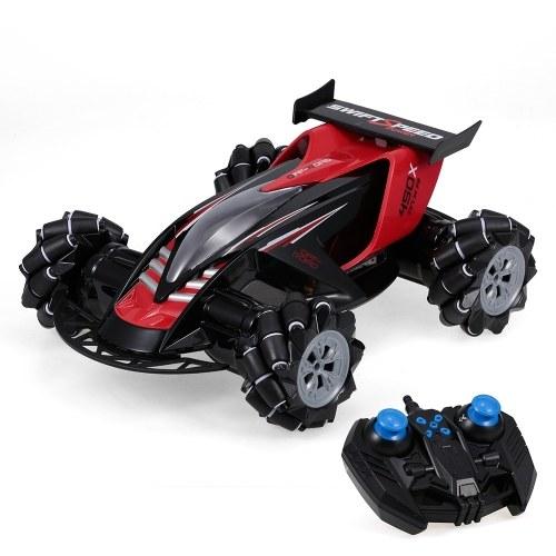 Z108 2.4G 1/10 360 Grad Spinning Stunt RC Car