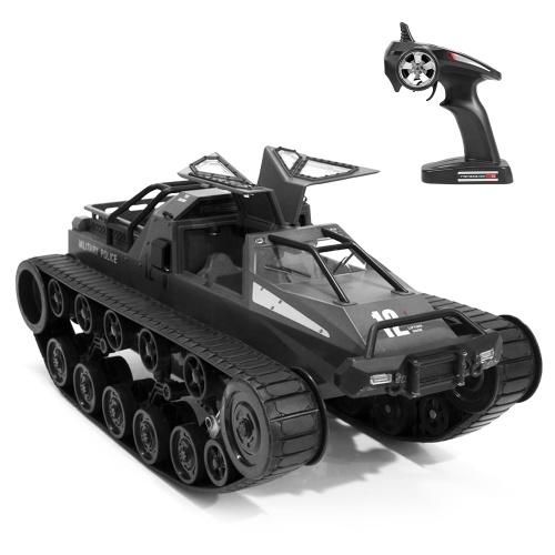 1/12 2,4 GHz wiederaufladbare RC Panzer Auto Fernbedienung Auto 360 ° drehbares Fahrzeug