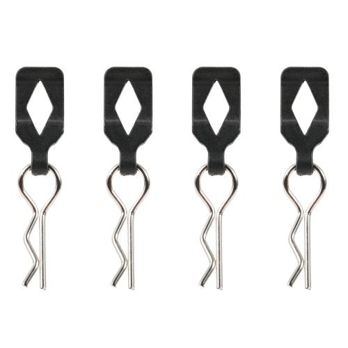 4PCS RC Car Body Shell Clips Pin Compatible with Traxxas Hsp Redcat Rc4wd Tamiya Axial scx10 D90 Hpi 1/10 RC Car