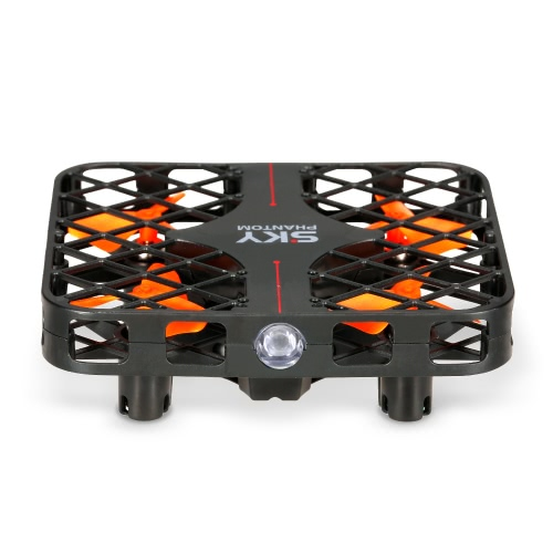 HappyCow 777-382 2.4G 4CH 6-осевой гироскоп RC Quadcopter Anti-Crash 3D Flip Безголовый режим RTF Drone