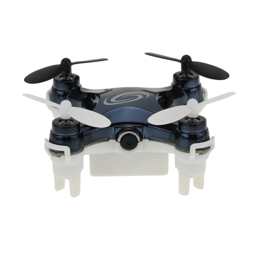RC LEADING RC101W WIFI 4CH 6 axes Gyro RC Quadcopter avec appareil photo 0.3MP