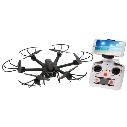 Original MJX X600 2.4G 6 Axis Gyro Wifi FPV RC Quadcopter with C4008 720P Aerial Camera Set