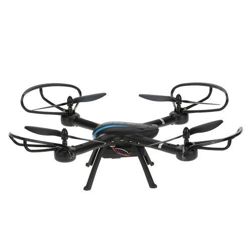 Оригинальный режим JJR / C H11C 2.4G 4CH с 6-осевым гироскопом Один режим возврата RC Quadcopter