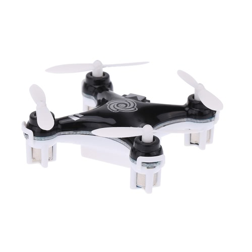 Original Mode 1 Cheerson CX-10A 2.4GHz 4CH RC Quadcopter NANO Drone UFO com função Headless Mode