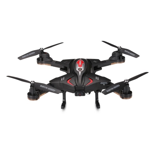 Original Skytech TK110HW Wifi FPV 0.3MP Camera dobrável RC Quadrotor com Plano de Voo Route App Controle Altitude Hold Drone RTF