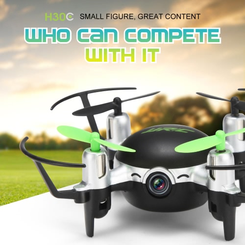 JJRC H30C 2.4G 4CH 6 Axis Gyro RC Quadcopter Headless Mode Auto-return Drone with 2.0MP 720P Camera