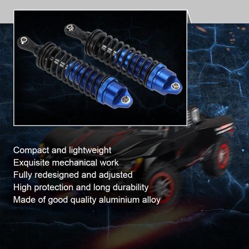 SLA015 Aluminum Alloy Rear Shock Absorber for 1/10 TRAXXAS SLASH 4x4